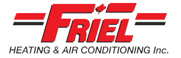 Friel Heating & Air Conditioning Inc.